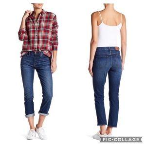"Madewell ""Cruiser Straight"" Jeans"